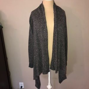 Nux cozy sweater cardigan from smoke-free home